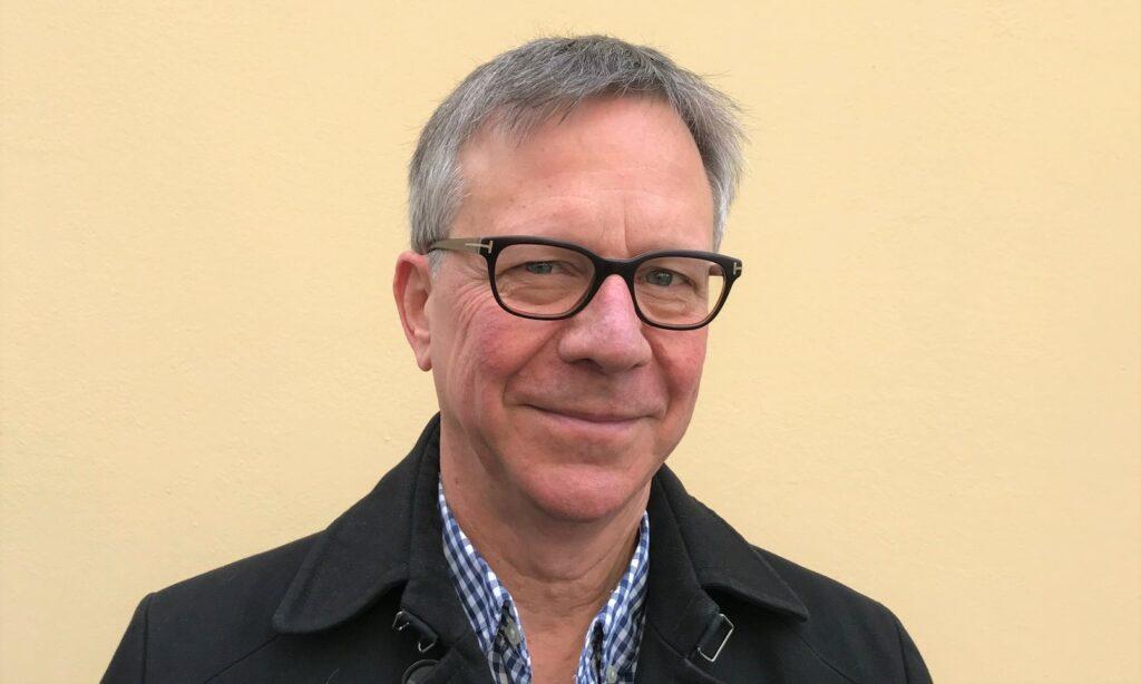 Johan Hartman Strategichef på UR. Bild privat
